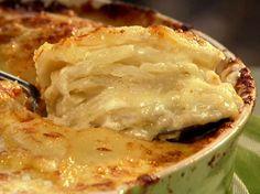 Cheesy Potato Casserole Recipe : Patrick and Gina Neely : Food Network - FoodNetwork.com
