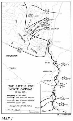 12 maggio 1944 battaglia di Cassino  #TuscanyAgriturismoGiratola