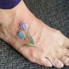 Flower tattoos are one of the most popular tattoo styles that most people live. They have been popular before and now more beautiful designs have been made just to capture the true beauty and essence of a flower. Tulip flowers… Continue Reading →