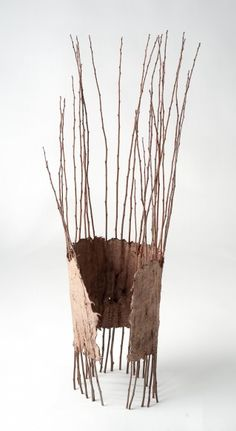 Contemporary Basketry: With Legs✋More Pins Like This At FOSTERGINGER @ Pinterest✋