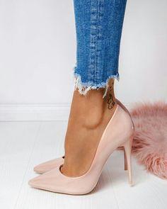 82a62dd8f3 25 melhores imagens de sapato feminino scarpin