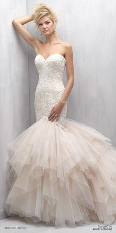 Madison James Fall 2016 Wedding Dress