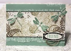 Stampin' Up! Awesomely Artisitic 2015 Catalogue Sneak Peek by Claire Daly Melbourne Australia.