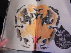 Wreck This Journal - Caroline