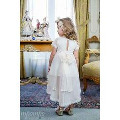 Βάπτιση :: Βαπτιστικά Ρούχα :: Βαπτιστικό Ρούχο Bambolino Anthi 9119 Girls Dresses, Flower Girl Dresses, Wedding Dresses, Fashion, Bridal Dresses, Moda, Dresses For Girls, Bridal Gowns, Wedding Dressses