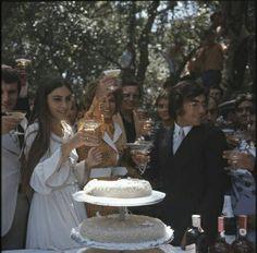 26 juli 1970 Romantic, Glamour, People, Wedding, Stars, Fashion, Valentines Day Weddings, Moda, Fashion Styles