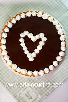 Blog di cucina di Aria: Tarte ai due cioccolati