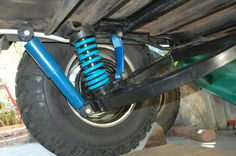 Solid axle vs independent trailer suspension - Patrol 4x4 - Nissan ...