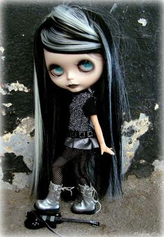 I want this doll as well..