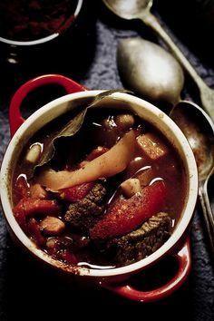 Zupa Gulaszowa Zimowa
