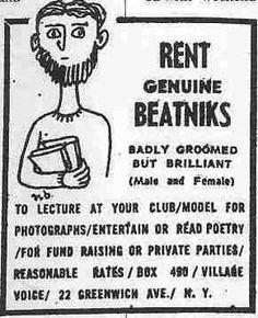 Rent Genuine Beatniks