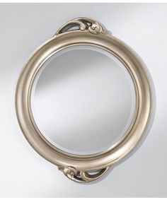 Murray Feiss  Round Wall Mirror