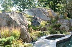 Modern landscape design: design tips