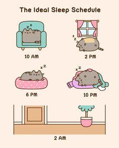 Pusheen the cat How To Draw Pusheen, Pusheen Love, Pusheen Stuff, Cute Memes, Funny Memes, Jokes, Kawaii Doodles, Cute Girl Face, Kawaii Drawings