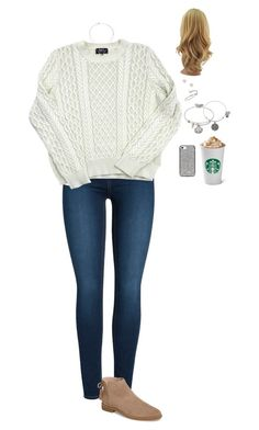 """""""1.18.18"""" by tpbradley3 ❤ liked on Polyvore featuring Pieces, A.P.C., Alex and Ani, Nanette Lepore, Forever 21, Kate Spade and Michael Kors"""