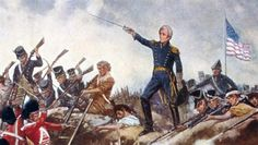 Andrew Jackson served as a general in the War of 1812. He commanded the U.S. forces in  many battles, one being a battle against the Creek Indians, who were allies of the British.