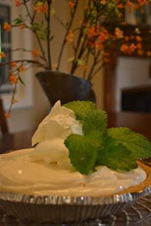 This was my favorite pie as a kid, but I developed an egg allergy (original recipe has 2 eggs and meringue topping). I always make extra graham cracker crumbs to sprinkle on top. I am so glad to find a recipe without eggs Frozen Desserts, Just Desserts, Delicious Desserts, Dessert Recipes, Yummy Food, Frozen Treats, Egg Free Recipes, Lemon Recipes, Sweet Recipes