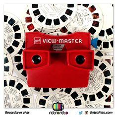 ¿Quién recuerda el ViewMaster? RetroReto.com