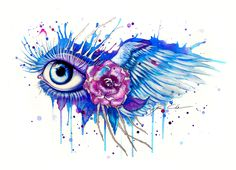 I can see heaven -original on sale- by PixieCold on DeviantArt