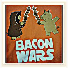 Star Wars, Bacon tshirt