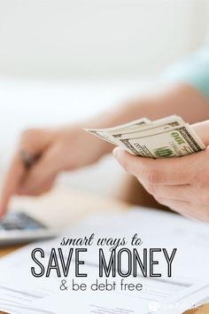 Do you want to live debt free? Now is the time to gain control of your finances. Read these 5 smart ways to save money and be debt free.