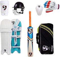Discounted SG Multicolor Economy Cricket Set Full Size (Senior) with Helmet Cricket Kit  #Cricket #SG #SG #SG #SG #SG #SGMulticolorEconomyCricketSetFullSize(Senior)withHelmetCricketKit #SPORTING_GOODS #Sports #Sports