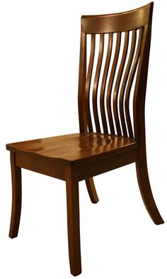 Elegant Christy Side Chair   Ohio Hardwood Furniture