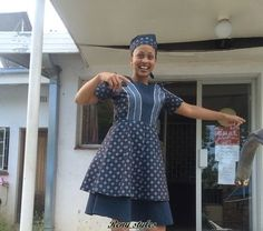 Check out Shweshwe Styles