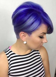 40 Short Hairstyles for Women: Pixie, Bob, Undercut Hair