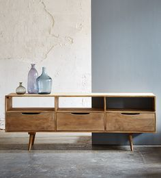 Swoon Editions TV unit for lounge makeover