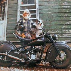 """Le Blog des Smootards Lurrons - """"Biker & Pet"""" du jour -:"""