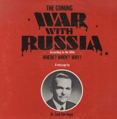 Jack Van Impe - The Coming War With Russia