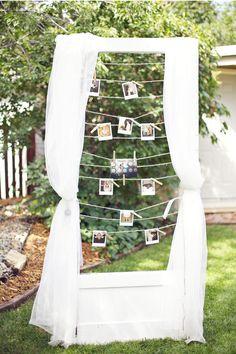 Vintage Pink Backyard Bridal Shower, Bridal Shower Ideas