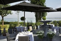 La Ferme Saint-Siméon - hotel de luxe Honfleur et restaurant gastronomique - Relais Châteaux