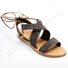 #handmade #greek #leather #sandals #leather_sole #summer_shoes #women_sandals #Hellenic_Sandals #H_S Ένα εντυπωσιακό και συνάμα αναπαυτικό και άνετο #πέδιλο κατάλληλο για μοναδικές εμφανίσεις. http://www.hellenicsandals.gr/woman-shoes #δερμάτινο #χειροποίητο #ελληνικό #σανδάλι #δερμάτινη_σόλαγυναικεία_σανδάλια #καλοκαιρινά_παπούτσια