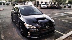 Black 2015 WRX premium. - http://tynanmotors.com.au/black-2015-wrx-premium/