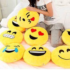 Cute Emoji Pillows
