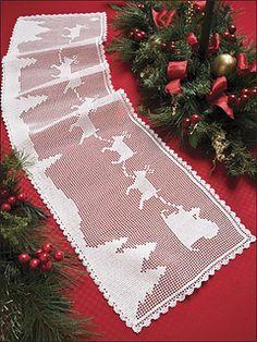 Ravelry: Santa Claus Is Coming To Town pattern by Joyce Geisler