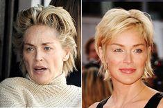 Vieillissement défensives astuces de maquillage
