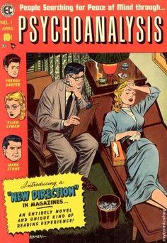 Cafe Gradiva: Psihanaliza în benzi desenate