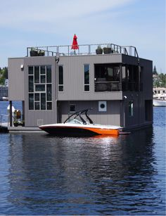 Calling all water lovers, if you've ever dreamed of a life at sea but practical responsibilities have kept you on land, a floating home might be the answer to your prayers. Communities such as these exist throughout the world in coastal regions. The United States has a countless number of bustling docks, especially in the Northwest cities of Seattle and Portland. Properties range from under $100,000 for simple structures, to sophisticated, million-plus houses replete with garages and roof…