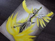 Overwatch Mercy by Lunatica-Reiko.deviantart.com on @DeviantArt
