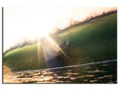 Tableau triptyque moderne surfeur et vague dans la catégorie Aquashot