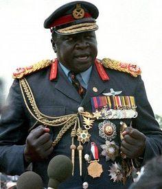 Top Mass Murderers In History  - Idi Amin