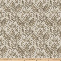 Trend 03171 Charcoal from @fabricdotcom  Refresh and modernize any home decor with this medium weight jacquard fabric, perfect for window treatment (draperies, curtains) accent pillows, upholstering furniture, headboards, poufs and ottomans. Colors include shades of grey.