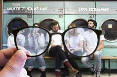 White T-Shirt Day //
