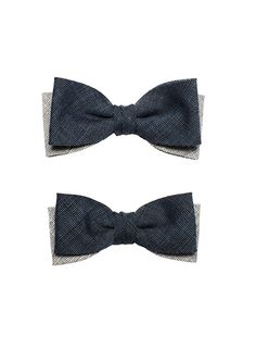 Father & Son bow tie Tom C and Connor by Bowking