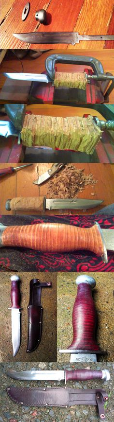 WWII Combat Knife Restoration by ~JoshSkaarup on deviantART