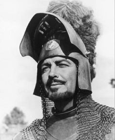 1953 movie stills | ... LES CHEVALIERS DE LA TABLE RONDE ; KNIGHTS OF THE ROUND TABLE (1953