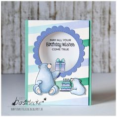 My Favorite Things - Birthday Bears